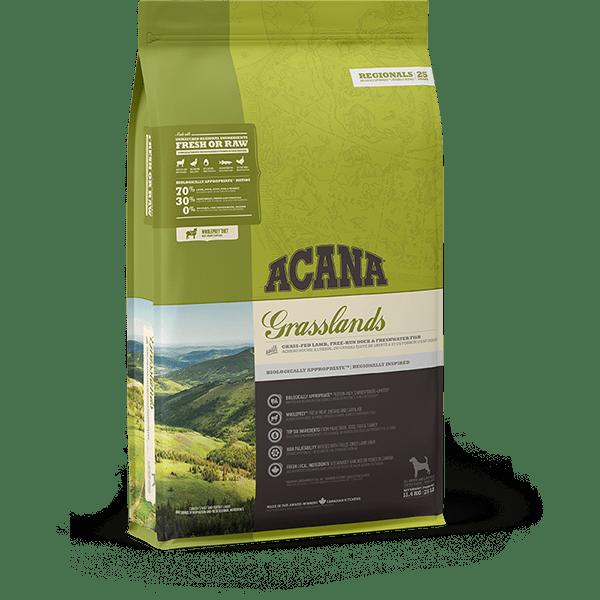 Acana Grasslands Dog Dog Food Acana Pet Foods